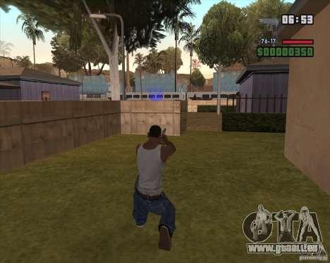 New Pistel TT30 für GTA San Andreas zweiten Screenshot