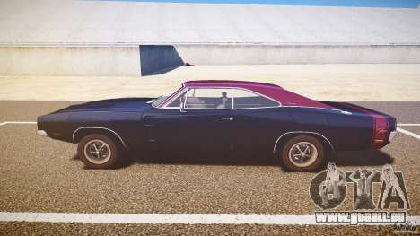 Dodge Charger RT 1969 v1.0 für GTA 4 linke Ansicht