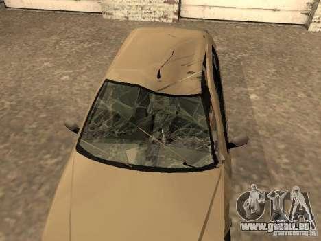 Fiat Palio 1.8R für GTA San Andreas Seitenansicht