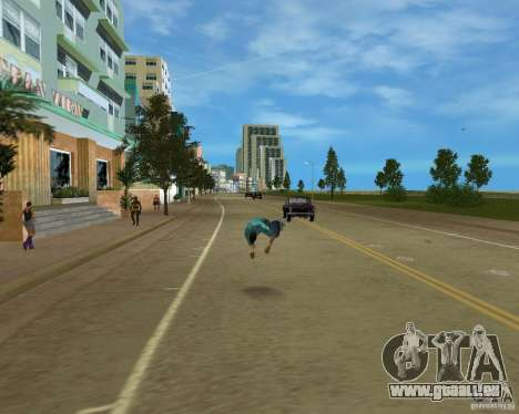 Animation von TLAD für GTA Vice City sechsten Screenshot