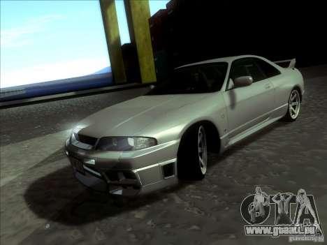 Nissan Skyline GTR BNR33 für GTA San Andreas