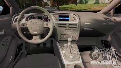 Audi S5 Conceptcar pour GTA 4 est un droit