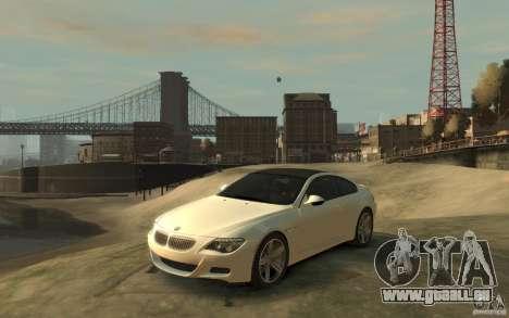 BMW M6 2010 v1.4 pour GTA 4