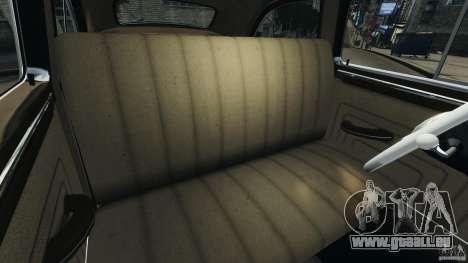 Packard Eight 1948 für GTA 4 Seitenansicht