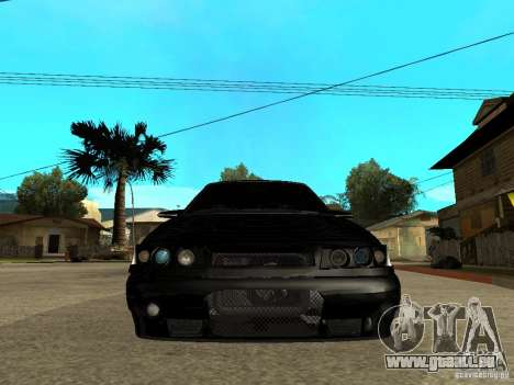 VAZ-2110-Pensa-Tuning für GTA San Andreas rechten Ansicht