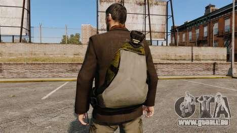 Sam Fisher-v7 für GTA 4 fünften Screenshot