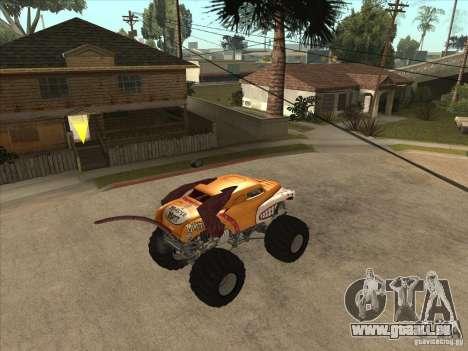 Monster Mutt pour GTA San Andreas vue de droite