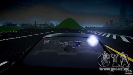 Saleen S281 Extreme Unmarked Police Car - v1.2 für GTA 4-Motor