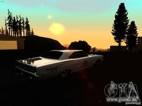 ENBSeries by AlexKlim für GTA San Andreas achten Screenshot