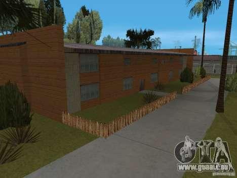 Nouveau Groove Street pour GTA San Andreas quatrième écran