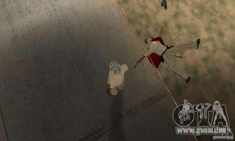 GTA IV Blood pour GTA San Andreas deuxième écran
