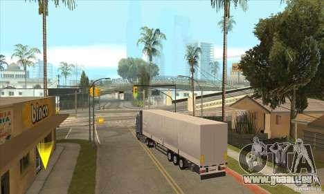 Trailer pour GTA San Andreas vue arrière