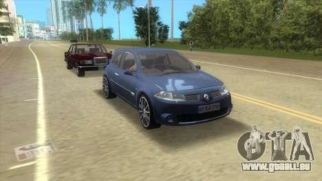 Renault Megane Sport für GTA Vice City
