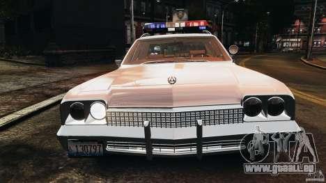 Dodge Monaco 1974 Police v1.0 [ELS] pour GTA 4