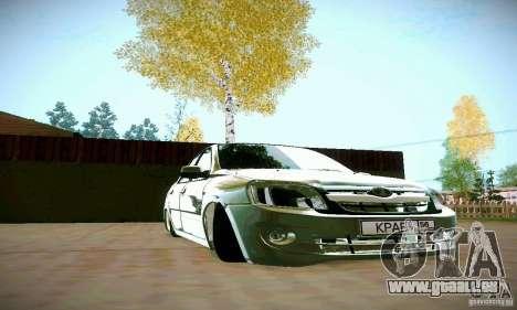 Subvention de Lada pour GTA San Andreas vue arrière