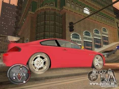 GTA 5 HUD für GTA San Andreas siebten Screenshot