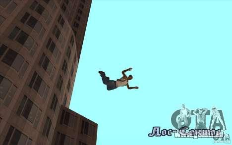 Fallschirm für GTA San Andreas fünften Screenshot