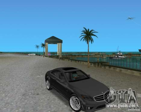 Mercedess Benz CL 65 AMG für GTA Vice City