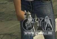 Max Payne 2 Weapons Pack v1 für GTA Vice City fünften Screenshot