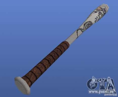Baseballschlager (The bat) für GTA 4 Sekunden Bildschirm