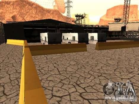 Prison Mod pour GTA San Andreas septième écran