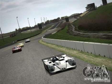 Laguna Seca für GTA 4 Sekunden Bildschirm