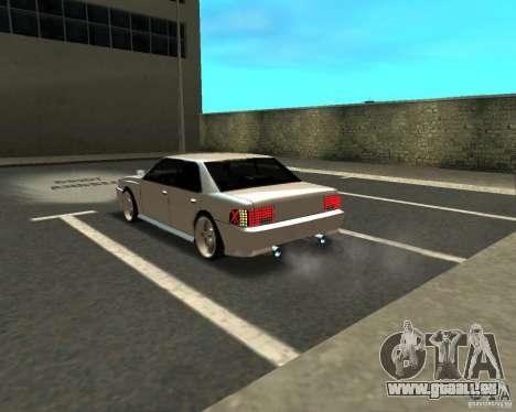Azik Sultan pour GTA San Andreas vue de droite