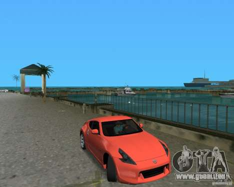 Nissan 370Z für GTA Vice City