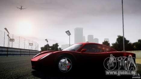 Farboud GTS 2007 pour GTA 4 est un côté