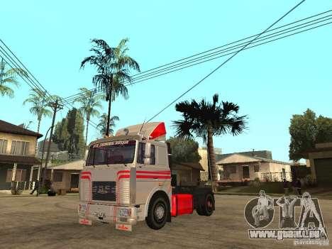 MAZ 543205 Tuning für GTA San Andreas