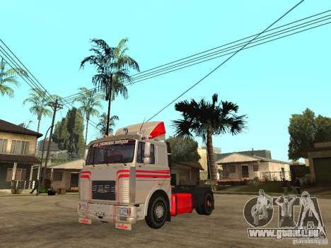 MAZ 543205 Tuning pour GTA San Andreas