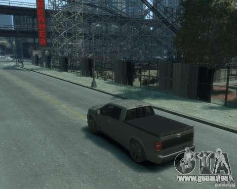 Saleen s331 für GTA 4 linke Ansicht