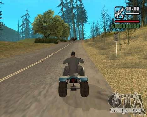 Haus Jäger v3. 0 Final für GTA San Andreas siebten Screenshot