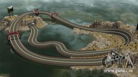 Stunt Speedway Park pour GTA 4 sixième écran