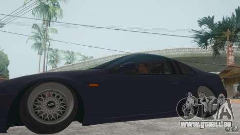 Nissan 300zx pour GTA San Andreas vue de droite