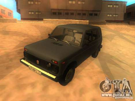 Vaz 2131 NIVA pour GTA San Andreas