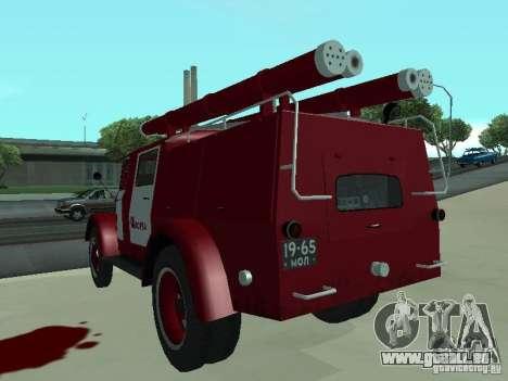 GAZ 51 20 ADC pour GTA San Andreas vue de droite