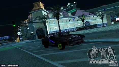 Elegy hard pour GTA San Andreas laissé vue