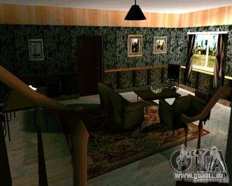 Neue Startseite CJ v2. 0 für GTA San Andreas dritten Screenshot
