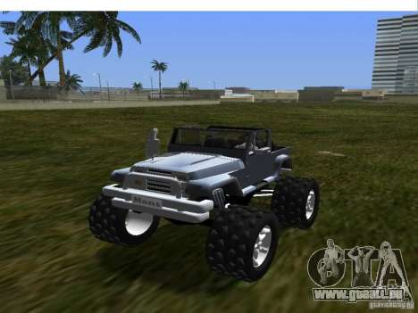 New updated Mesa pour GTA Vice City