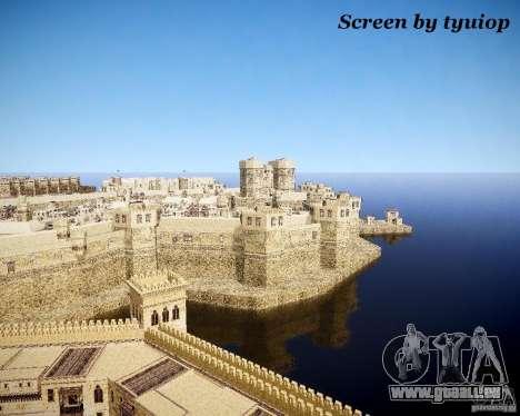 Ancient Arabian Civilizations v1.0 für GTA 4 dritte Screenshot
