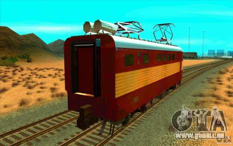 ChS6-028 für GTA San Andreas zurück linke Ansicht