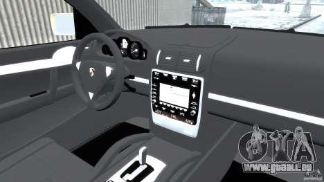 Porsche Cayenne S 2008 für GTA 4 rechte Ansicht