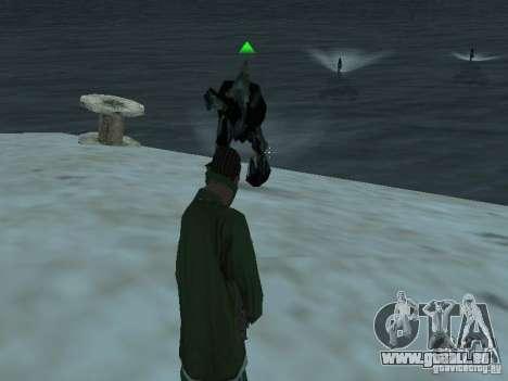 Unterwasser Monster für GTA San Andreas zweiten Screenshot