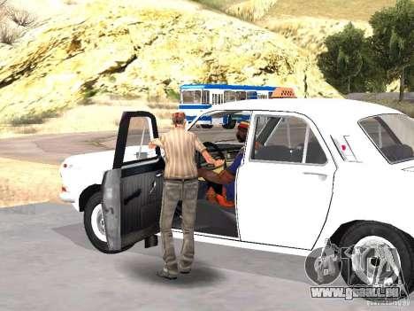 Renouvellement de la v1.0 du village d'Al-Kebrad pour GTA San Andreas septième écran