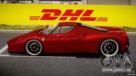 Ferrari Enzo für GTA 4 hinten links Ansicht