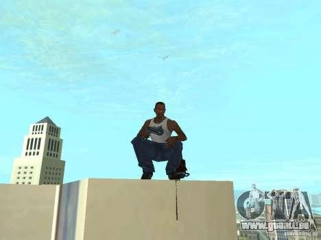 Weapons Pack pour GTA San Andreas quatrième écran