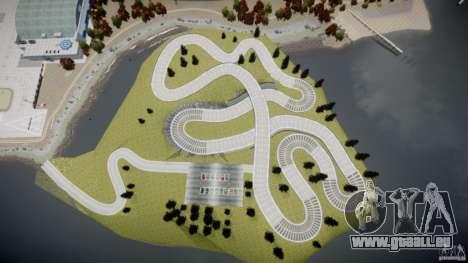 Edem Hill Drift Track pour GTA 4