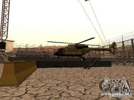 Prison Mod pour GTA San Andreas huitième écran