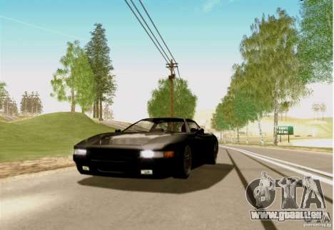 ENBSeries FS by FLaGeR v 1.0 pour GTA San Andreas cinquième écran